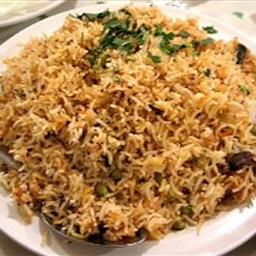 Vegetable Biryani