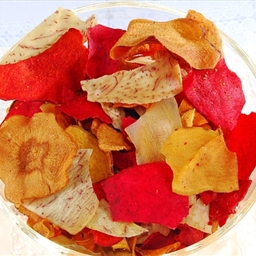 Vegetable Chip Medley
