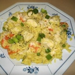 Vegetable Risotto (Mf)