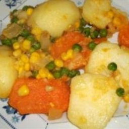 Vegetable Toss