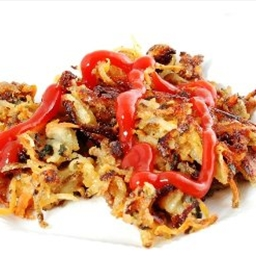 Veggie Hash Browns