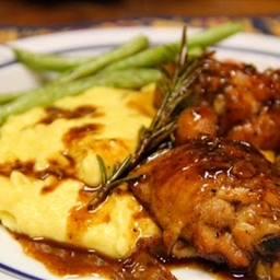 Vinegar-Glossed Chicken