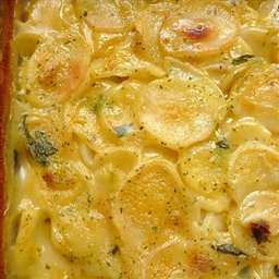 Virgina's Best Potato Casserole