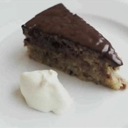 Walnut and almond cake