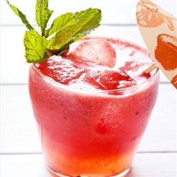 Watermelon Agua Fresca Tea