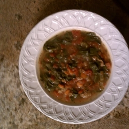 WeightWatchers Zero Point Italian Soup (0 Pts)