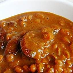 Western Beans n Franks