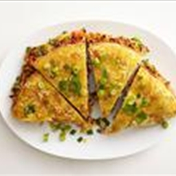 Western Hash Brown Omelet