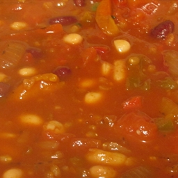 Wheat Berry Chili
