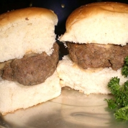 White Castle Hamburgers - Sliders