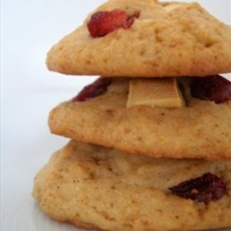 White Chocolate Cookie