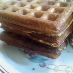 Whole Grain Waffles