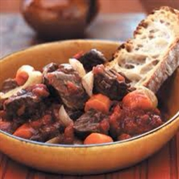 Yolanda's Chocolate Beef Stew