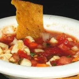 Yucatan Style Fish Ceviche