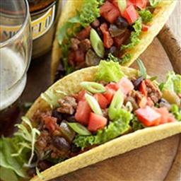 BHG's Zesty Beef Tacos