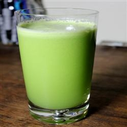 Zesty Lemon Apple Juice