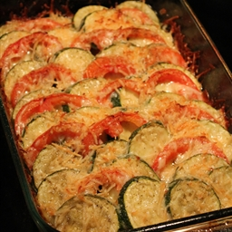 Zucchini Gratin with Thyme