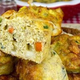 Zucchini Muffins (LC)