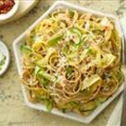 Zucchini Ribbon Pasta