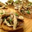 Appetizer - Mushroom and Vanilla Bean Bruschetta