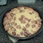 Apple-Raisin Oven Pancake