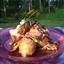 Ashley Stone's Blue Cheese Caramelized Onion Potato Salad