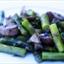 Asparagus and Mushroom Saute