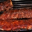 Baby Back Pork Ribs with Barbeque Sauce