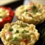 Baby Brie Crab Appetizer