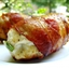 Bacon Wrapped, Cream Cheese Stuffed Chicken Breasts