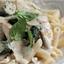 Chicken Pasta with Basil, Lemon and Garlic