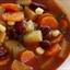 Bean & Vegetable Soup (1+)