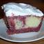 Black Cherry Jell-O Poke Cake