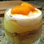 Blender Mango Cheesecake