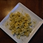 Bow Tie Pasta with Pistachio Cream