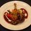 Braised Lamb Shanks with Orange Lamb Reduction