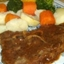 Braised Y-Bone Steak