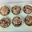 Breakfast oatmeal banana muffins