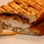 Brie, Chicken and Caramelized Onion Panini