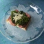 Bruschetta with Steak, Broccoli Rabe and Cheese