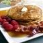 B's Oatmeal Buttermilk Pancakes