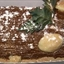 Buche De Noel (Christmas Log Cake)