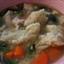 Butter Dumplings for Chicken Soup
