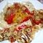 Cajun Grilled Snapper With Linguini And Veracruz Sauce
