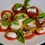 Caprese Salad (Mozzarella, Basil, Tomato)