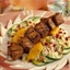 Caribbean Pork and Couscous Salad