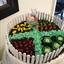 Carrot Cake - Jean's Easter Centerpiece