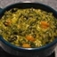 Chana Saag (Spinach and Chickpeas)