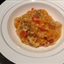 Chicken and pumpkin risotto
