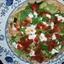 Chicken low carb quesadilla